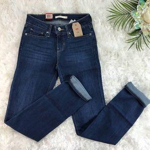 Levi Slim Fit Denim Jeans